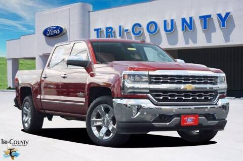 2018 Chevrolet Silverado 1500 for sale at TRI-COUNTY FORD in Mabank TX