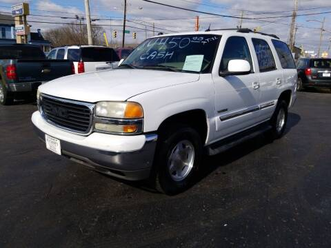 2005 GMC Yukon for sale at Rucker's Auto Sales Inc. in Nashville TN