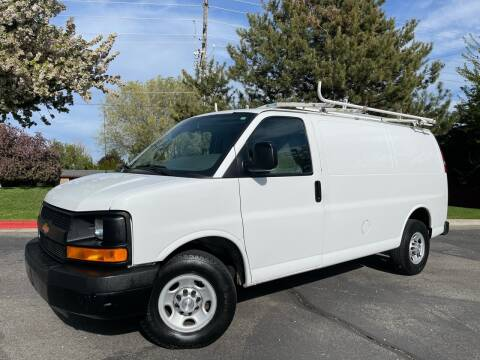 2014 Chevrolet Express Cargo for sale at ALIC MOTORS in Boise ID