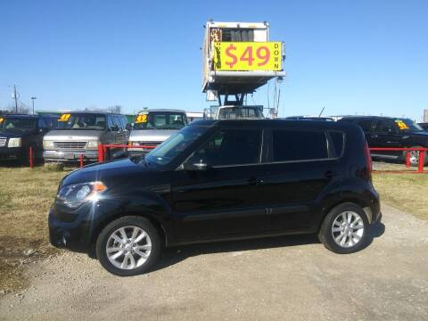 2012 Kia Soul for sale at USA Auto Sales in Dallas TX