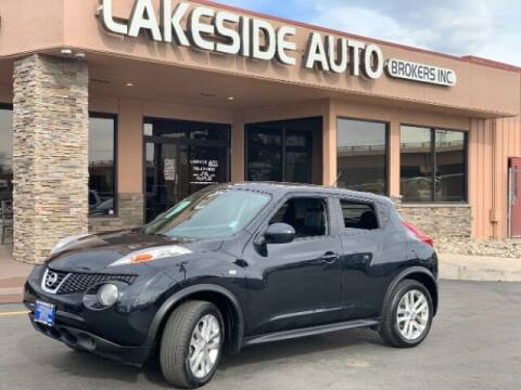 2012 Nissan JUKE for sale at Lakeside Auto Brokers Inc. in Colorado Springs CO