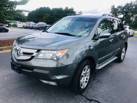 2008 Acura MDX for sale at Atlanta Motor Sales in Loganville GA