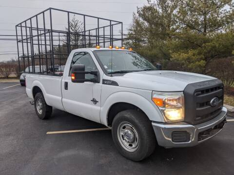 2011 Ford F-350 Super Duty for sale at Re-Fleet llc in Towaco NJ