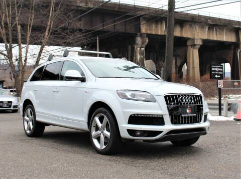 2014 Audi Q7 for sale at Cutuly Auto Sales in Pittsburgh PA