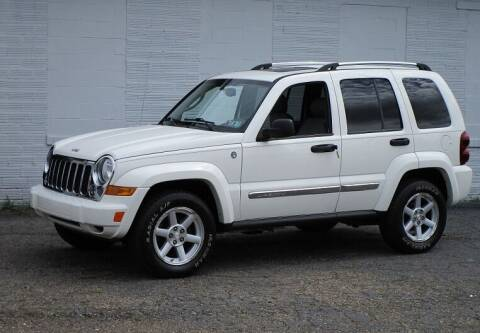 2007 Jeep Liberty for sale at Kohmann Motors & Mowers in Minerva OH