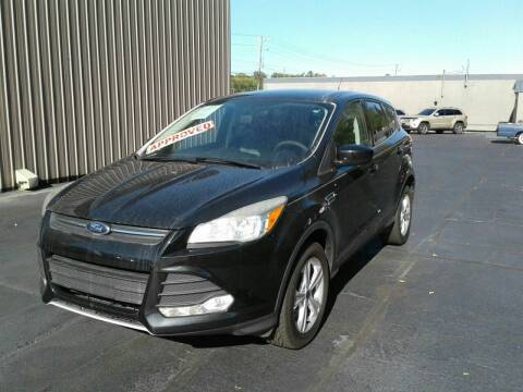 2014 Ford Escape for sale at Car Guys in Lenoir NC