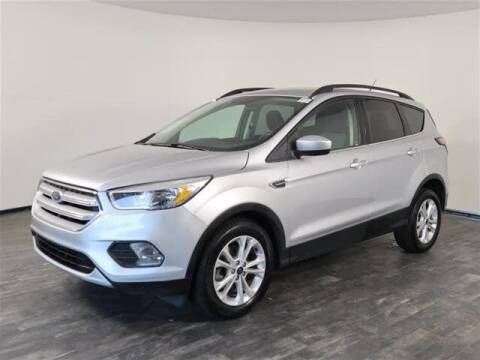 2018 Ford Escape for sale at Ultimate Car Solutions in Pompano Beach FL
