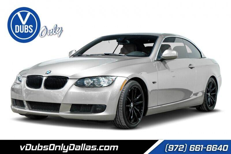 2010 BMW 3 Series for sale at VDUBS ONLY in Dallas TX