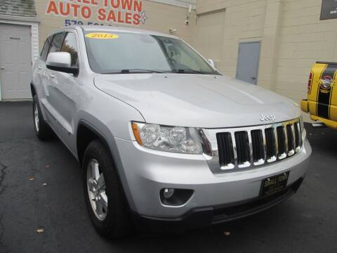 2013 Jeep Grand Cherokee for sale at Small Town Auto Sales in Hazleton PA