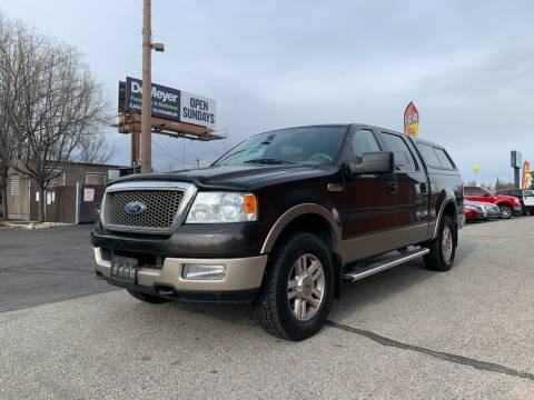 2005 Ford F-150 for sale at Boise Motorz in Boise ID