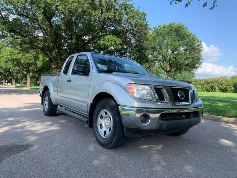 2010 Nissan Frontier for sale at 210 Auto Center in San Antonio TX