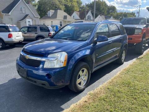 2009 Chevrolet Equinox for sale at JC Auto Sales in Belleville IL
