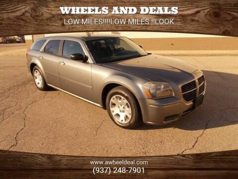 2005 Dodge Magnum for sale at Wheels and Deals in New Lebanon OH