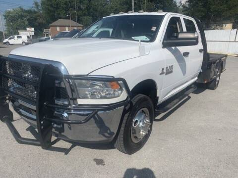 2017 RAM Ram Chassis 3500 for sale at CON ALVARO ¡TODOS CALIFICAN!™ in Columbia TN