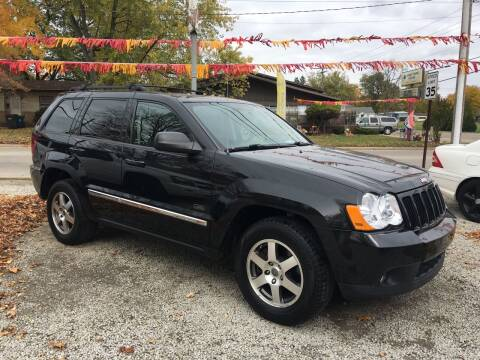 2009 Jeep Grand Cherokee for sale at Antique Motors in Plymouth IN
