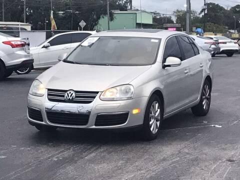 2010 Volkswagen Jetta for sale at Pioneers Auto Broker in Tampa FL