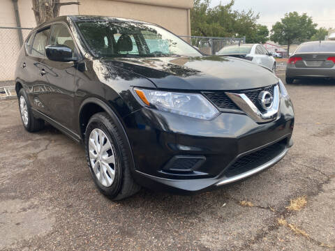 2016 Nissan Rogue for sale at GO GREEN MOTORS in Lakewood CO