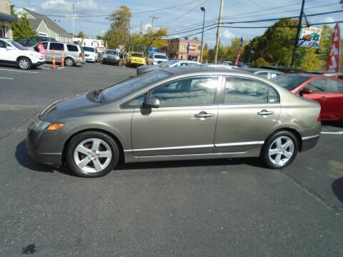 2007 Honda Civic for sale at Gemini Auto Sales in Providence RI