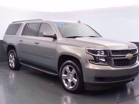 2017 Chevrolet Suburban for sale at Tim Short Auto Mall in Corbin KY
