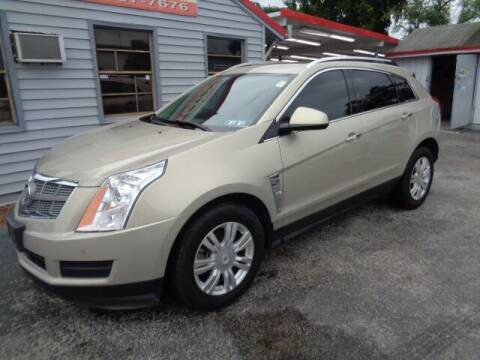 2010 Cadillac SRX for sale at Z Motors in North Lauderdale FL