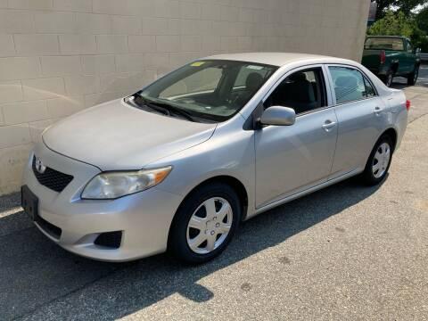 2010 Toyota Corolla for sale at Bill's Auto Sales in Peabody MA
