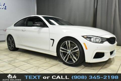 2018 BMW 4 Series for sale at AUTO HOLDING in Hillside NJ