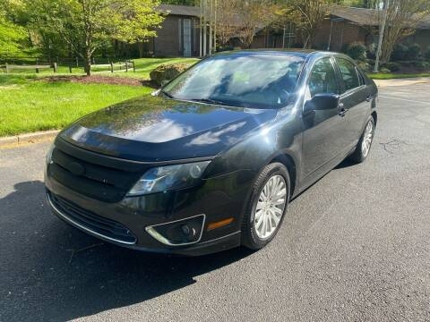 2010 Ford Fusion Hybrid for sale at Bowie Motor Co in Bowie MD