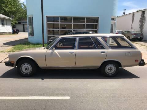 1982 Peugeot 504 for sale at Finish Line Motors in Tulsa OK