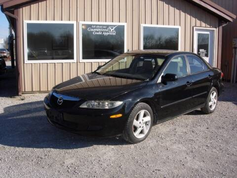 2003 Mazda MAZDA6 for sale at Greg Vallett Auto Sales in Steeleville IL