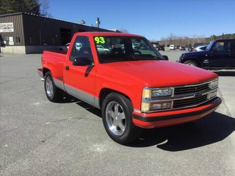 1993 Chevrolet C/K 1500 Series for sale at SHAKER VALLEY AUTO SALES - Late Models in Enfield NH