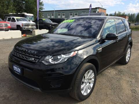2019 Land Rover Discovery Sport for sale at Delta Car Connection LLC in Anchorage AK
