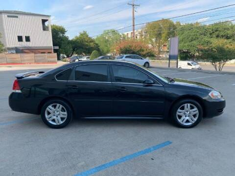 2012 Chevrolet Impala for sale at Twin Motors in Austin TX