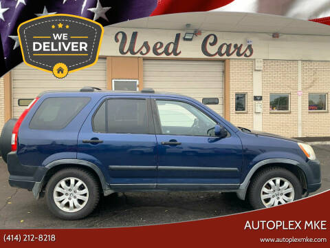 2005 Honda CR-V for sale at Autoplex MKE in Milwaukee WI