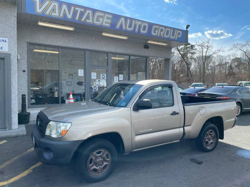 2008 Toyota Tacoma for sale at Vantage Auto Group in Brick NJ