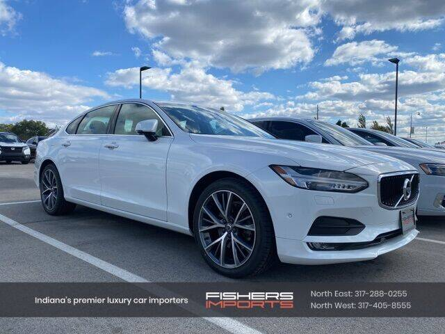 2018 Volvo S90 for sale at Fishers Imports in Fishers IN