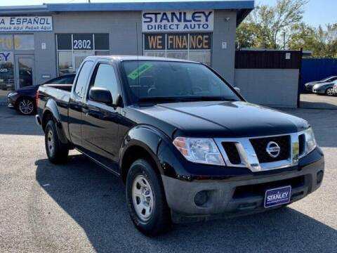 2014 Nissan Frontier for sale at Stanley Automotive Finance Enterprise - STANLEY FORD ANDREWS in Andrews TX