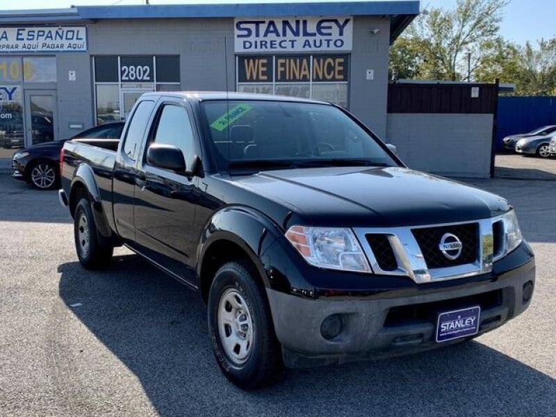 2014 Nissan Frontier for sale at STANLEY FORD ANDREWS Buy Here Pay Here in Andrews TX