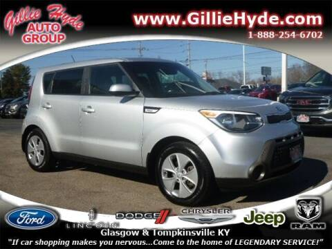 2016 Kia Soul for sale at Gillie Hyde Auto Group in Glasgow KY
