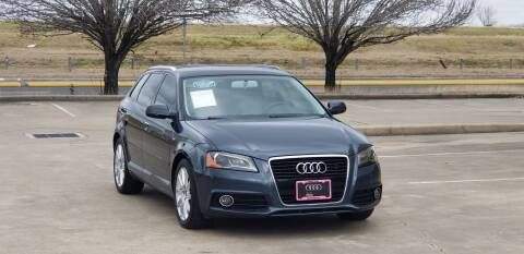 2012 Audi A3 for sale at America's Auto Financial in Houston TX