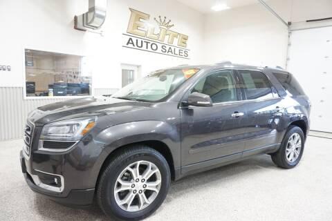 2015 GMC Acadia for sale at Elite Auto Sales in Ammon ID