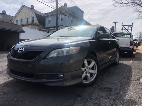 2007 Toyota Camry for sale at Keystone Auto Center LLC in Allentown PA