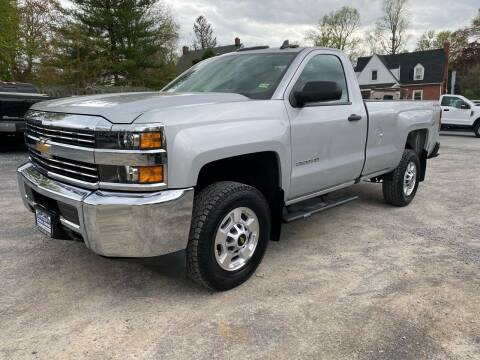 2016 Chevrolet Silverado 2500HD for sale at SETTLE'S CARS & TRUCKS in Flint Hill VA
