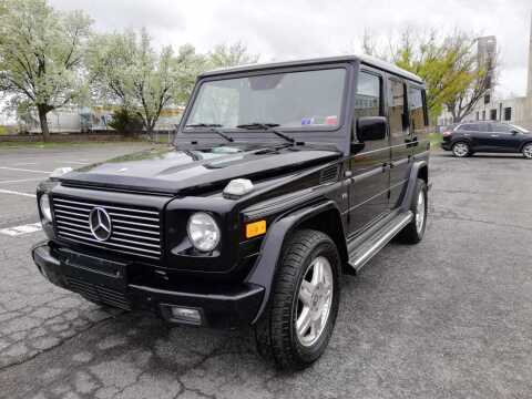 2002 Mercedes-Benz G-Class for sale at Bluesky Auto in Bound Brook NJ