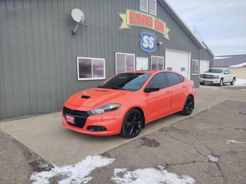 2016 Dodge Dart for sale at CARS ON SS in Rice Lake WI