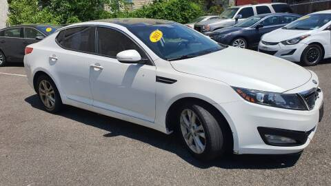 2013 Kia Optima for sale at Buy Here Pay Here Auto Sales in Newark NJ