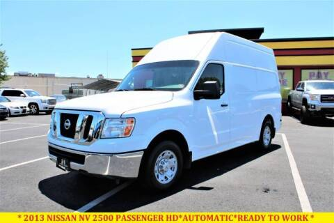 2013 Nissan NV Cargo for sale at L & S AUTO BROKERS in Fredericksburg VA