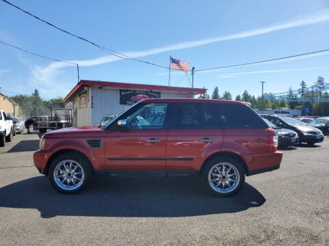2006 Land Rover Range Rover Sport for sale at Ron's Auto Sales in Hillsboro OR