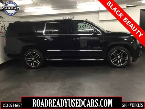 2015 GMC Yukon XL for sale at Road Ready Used Cars in Ansonia CT
