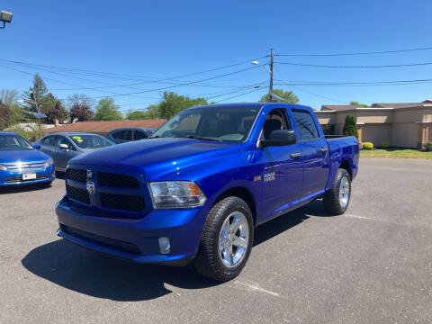 2014 RAM Ram Pickup 1500 for sale at Majestic Automotive Group in Cinnaminson NJ