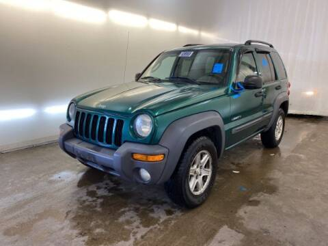 2004 Jeep Liberty for sale at Tates Creek Motors KY in Nicholasville KY